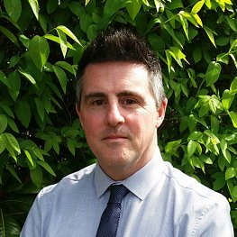 UK Sales Manager: Ambient Air Applications, Paul Norman