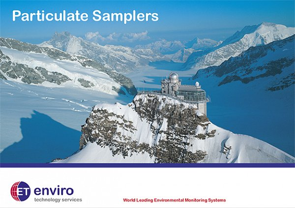 Particulate Samplers Brochure