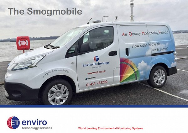 Smogmobile Brochure
