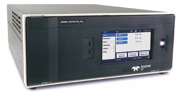 ET Introduces perhaps the World's most innovative NOx analyser of the last 40 years.