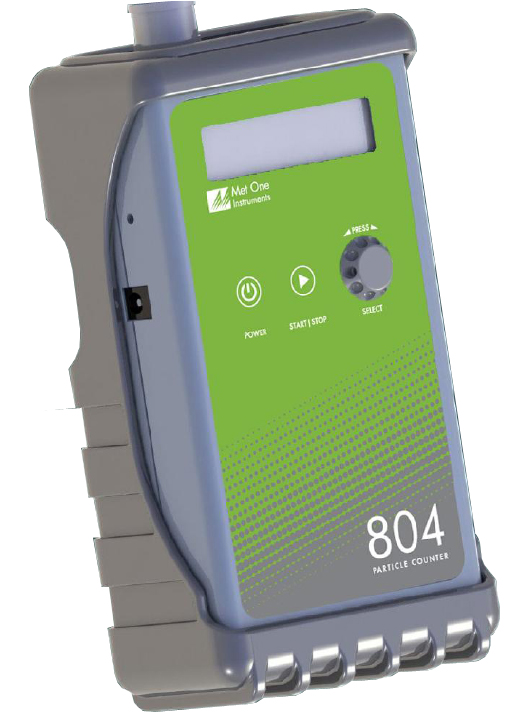 804 Handheld Particle Counter